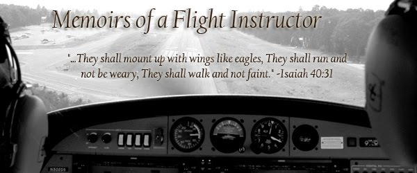 Memoirs of a Flight Instructor