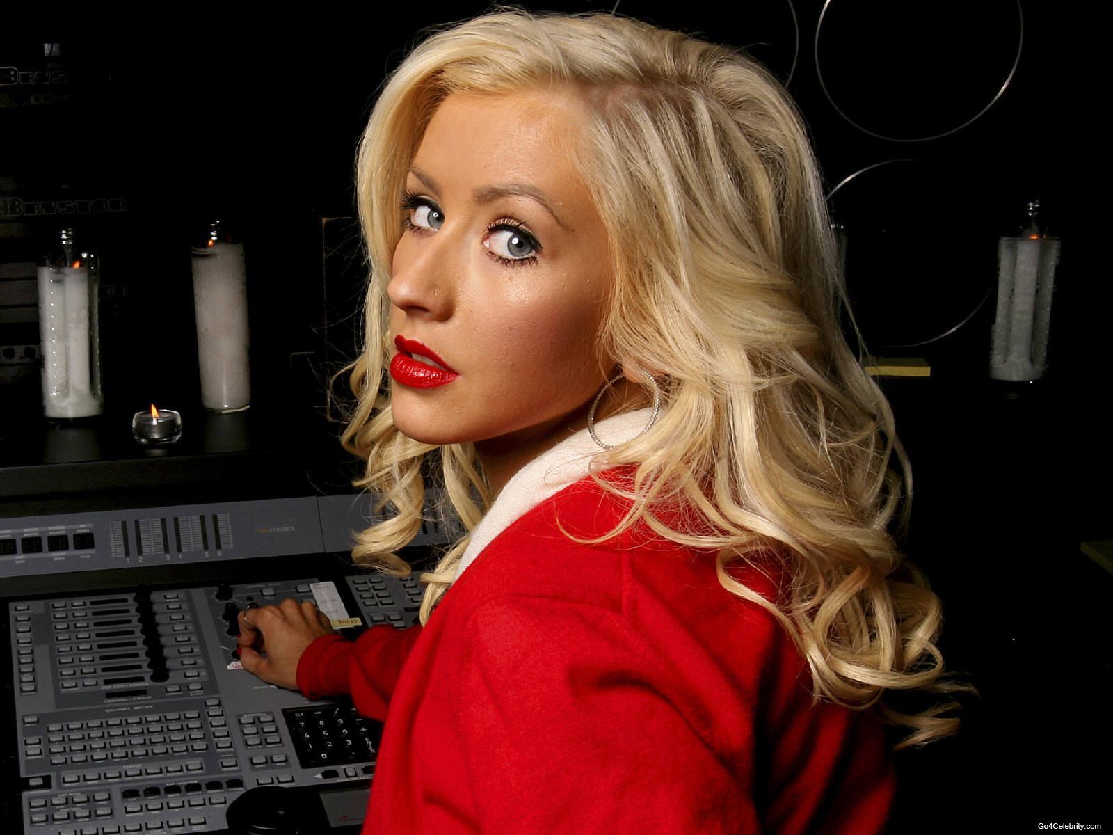 News Burlesque Un Premier Film Pour Christina Aguilera