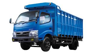 Toyota Dyna Biru