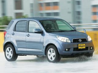 Konsumsi BBM Toyota Rush