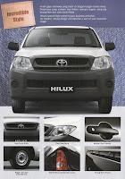 Brosur Toyota New Hilux