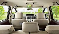 Interior Toyota Passo Sette