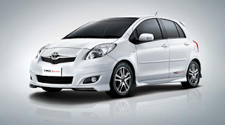 New Yaris TRD Sportivo Ver.2 : More Fun and Sporty