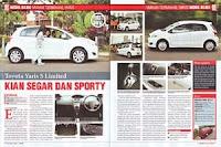 Harga Toyota Yaris S Limited