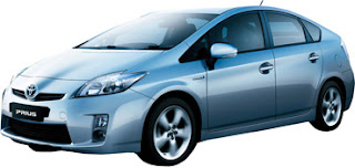 Toyota New Prius Hybrid Generasi 3