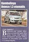Harga Toyota Avanza 1.3 Otomatis