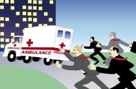 ambulance chasers