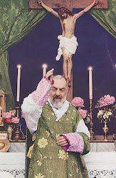 St. Padre Pio, pray for us!