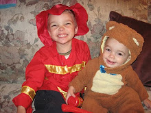 Miles' First Halloween '09