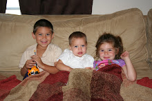 My Three Munchkins