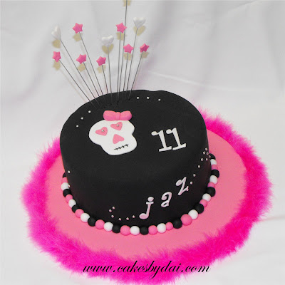Girly Skull Cakes http://www.w.keywordpictures.com/keyword/girly%20skull%20cake/