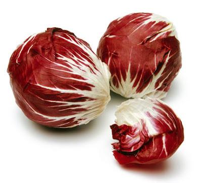 Red radicchio