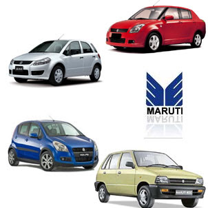 Maruti cars in India