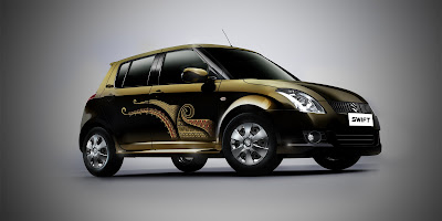 Maruti Swift one million edition