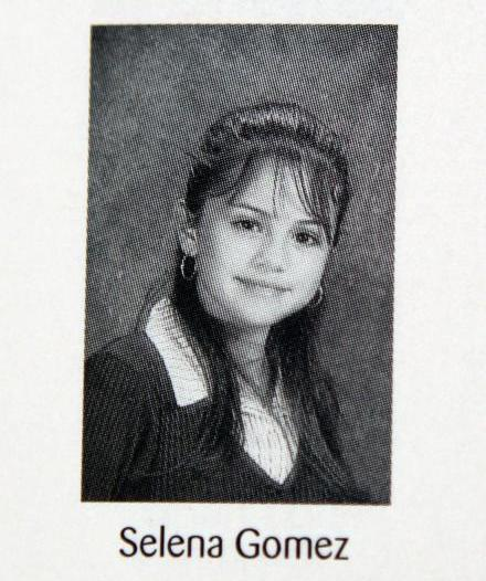 selena gomez 7 years old. years old but an awesome