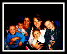 The girls, and Carty............waiting for the fireworkis