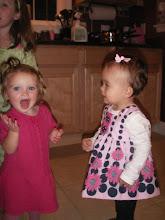 Janie and Marigona