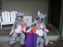 "Halloween ""The Three Mice"""