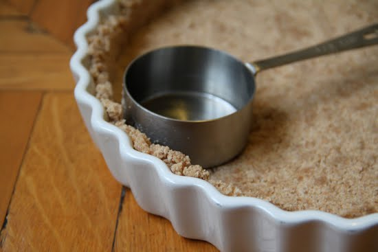 spelt pie crust