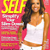 Eva Longoria on the Cover of Self Magazine