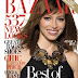 Jessica Biel on the Cover of Bazaar
