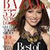 Jessica Biel on the Cover of Bazaar