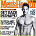 Sean Faris Top Selling Cover of Men's Health 2010!
