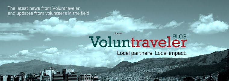 Voluntraveler Blog