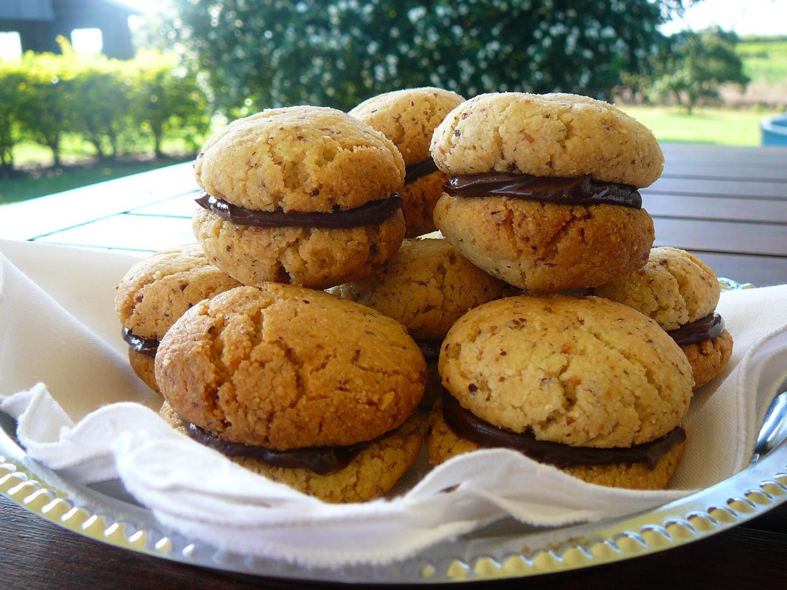 Baci Di Dama Cookies Recipes — Dishmaps