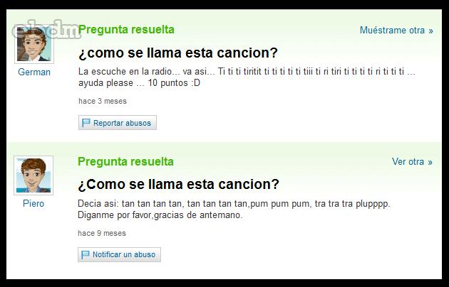 Preguntas Estúpidas de Yahoo! Respuestas.