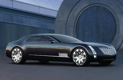 Cadillac Sixteen Concept Car Wallpaper Picture