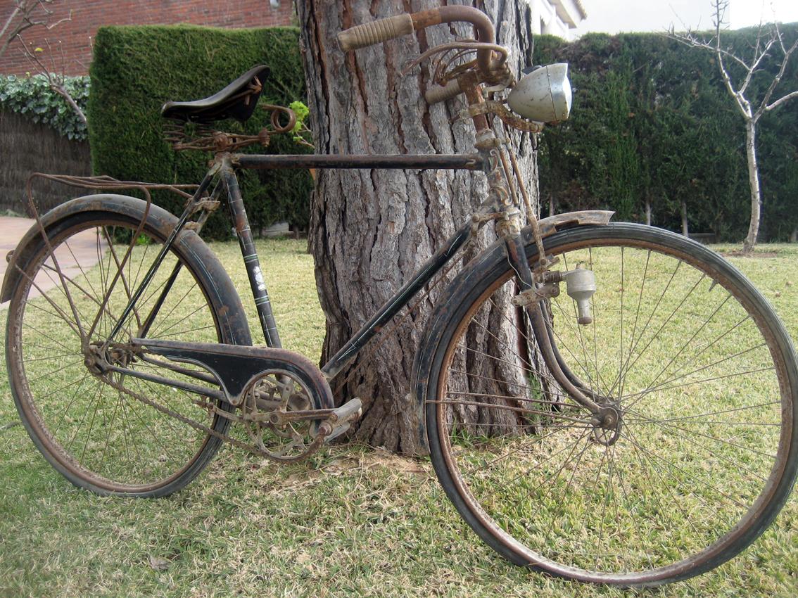 , Restauración de bicicletas antiguas: El proyecto de Arturo