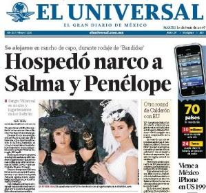Mayra tapia tc2 606 practica 3 caracter sticas y for Noticias del espectaculo mexicano recientes