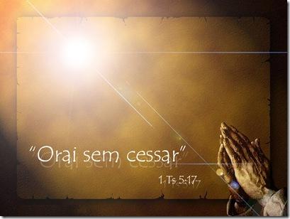 Oração!!!