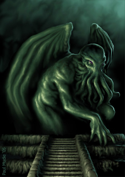 Cthulhu Saves The World. Cthulu, sadly, is not,