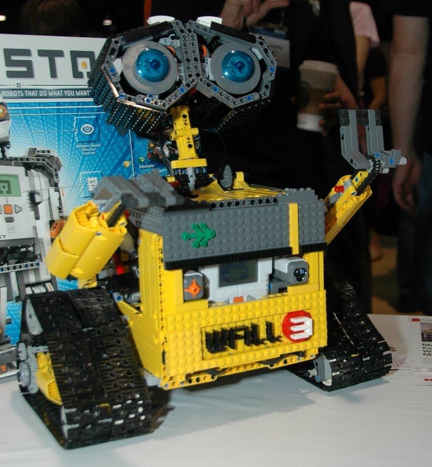 Smart Robots April 2010