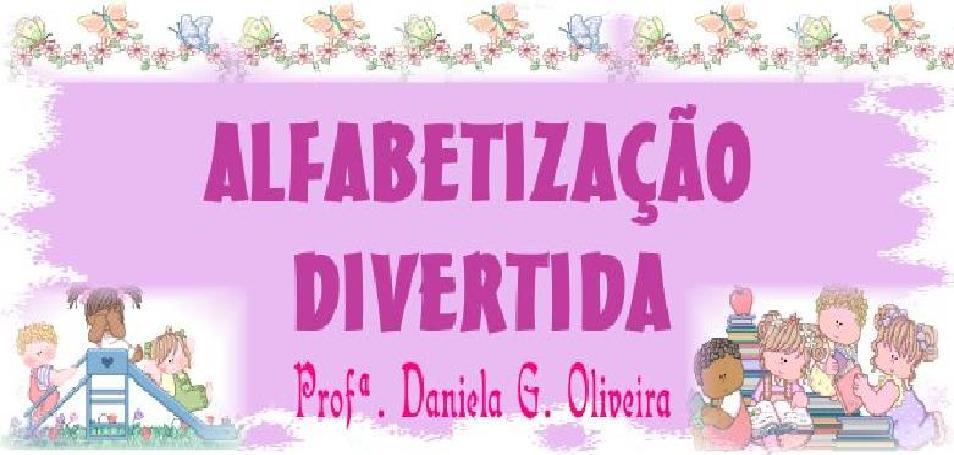ALFABETIZA    O DIVERTIDA