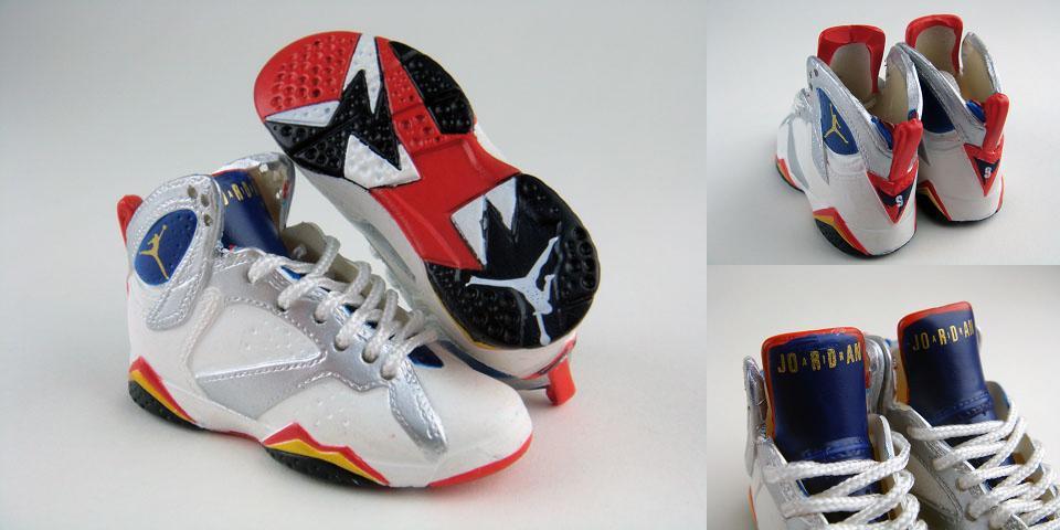 1/6th Scale Air Jordan VII AJ 7 Olympic