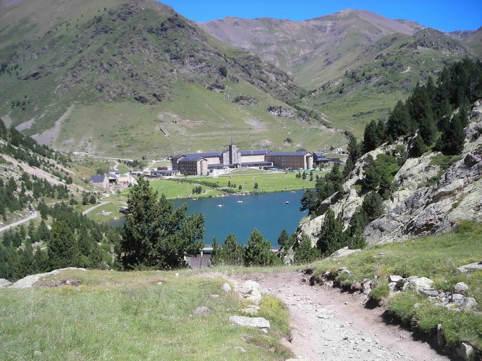 Eclécticos anónimos: Queralbs-Vall de Núria