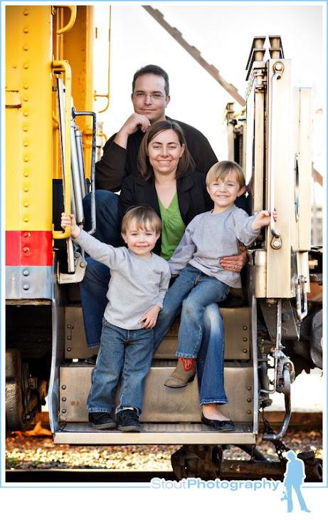 Scott Family 2009