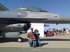 Air Show with Grandpa