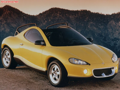 lawrence marshall hyundai. 1995 Hyundai HCD 3 Concept