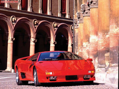 lamborghini diablo wallpaper. 1993 Lamborghini Diablo VT