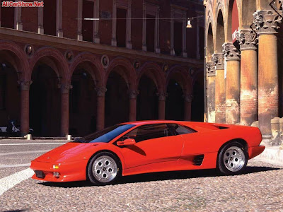 diablo wallpaper. lamborghini diablo wallpaper.