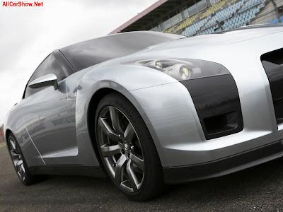 2002 Nissan Yanya Concept. 2005 Nissan GT-R PROTO Concept