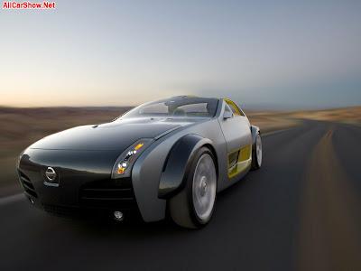2002 Nissan Yanya Concept. 2006 Nissan Urge Concept