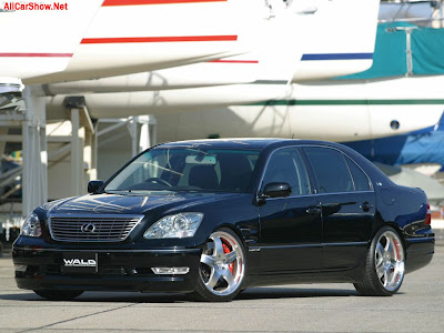 Planet Dcars 2004 Wald Lexus Ls