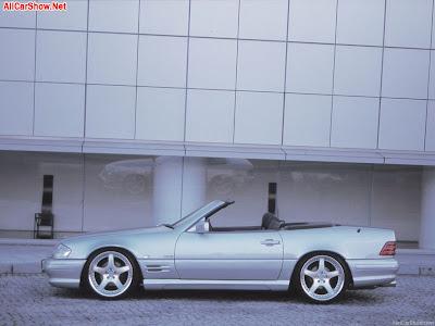 2002 Wald Mercedes Benz Sl Class. 1999 Wald Mercedes Benz M