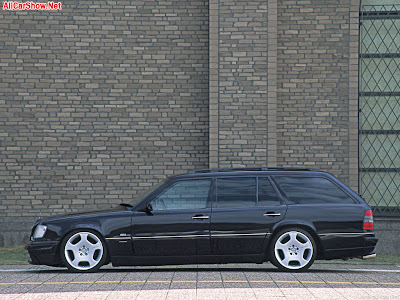 1997 wald mercedes benz w124 e. 1999 Wald Mercedes-Benz W124