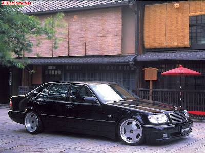 1997 wald mercedes benz w124 e. 1999 Wald Mercedes Benz W124